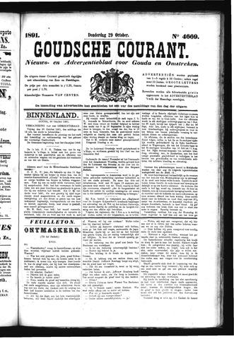 Goudsche Courant 1891-10-29