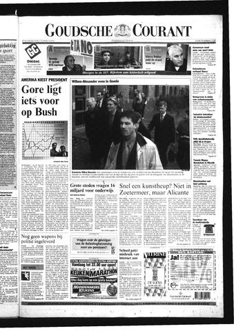 Goudsche Courant 2000-11-07