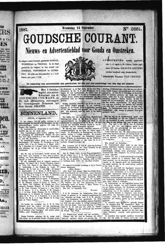 Goudsche Courant 1881-09-14