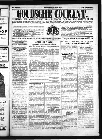 Goudsche Courant 1933-07-15