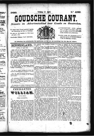Goudsche Courant 1890-04-11
