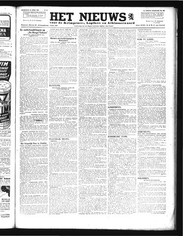 Schoonhovensche Courant 1946-04-10