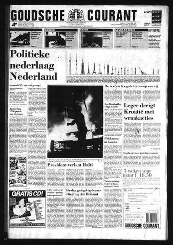 Goudsche Courant 1991-10-01