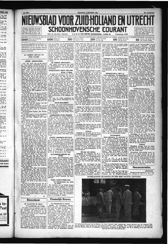 Schoonhovensche Courant 1930-10-13