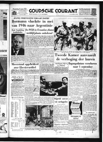 Goudsche Courant 1962-06-13