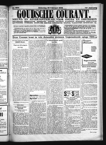 Goudsche Courant 1936-02-29