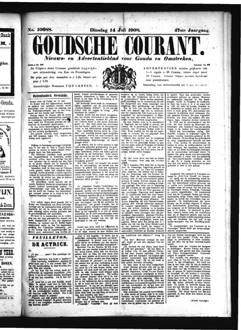 Goudsche Courant 1908-07-14