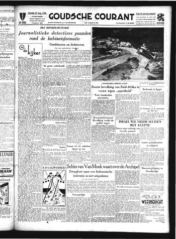 Goudsche Courant 1952-08-19