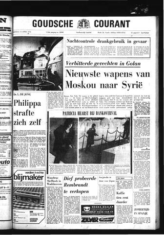 Goudsche Courant 1974-04-16