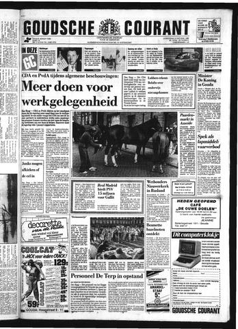 Goudsche Courant 1986-10-09