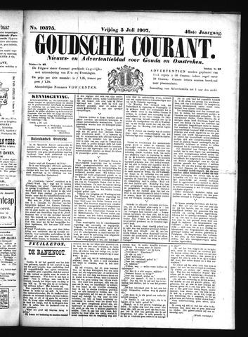 Goudsche Courant 1907-07-05