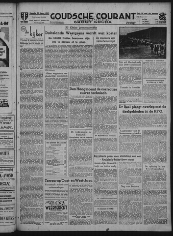 Goudsche Courant 1949-03-28