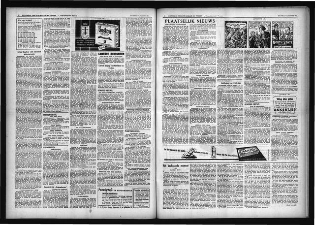 Schoonhovensche Courant 1951-08-20