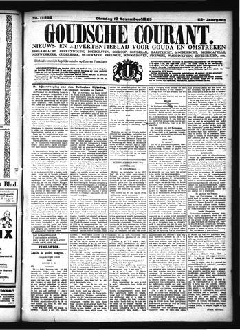 Goudsche Courant 1925-11-10