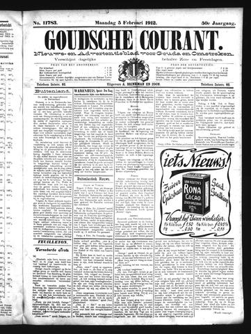 Goudsche Courant 1912-02-05