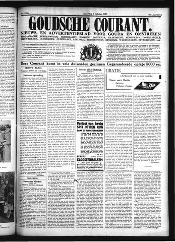 Goudsche Courant 1937-10-09