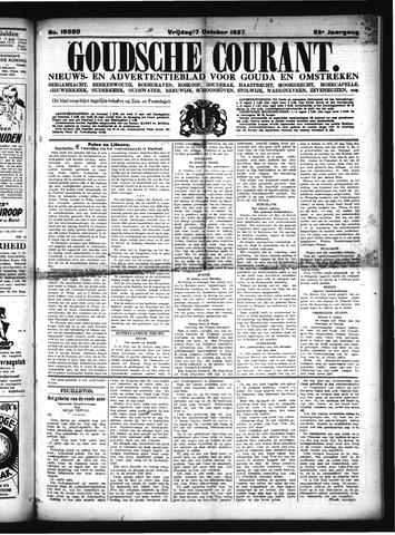 Goudsche Courant 1927-10-07