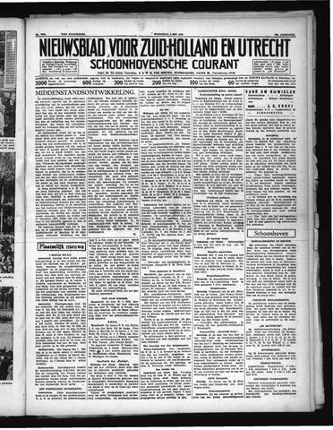 Schoonhovensche Courant 1938-05-04