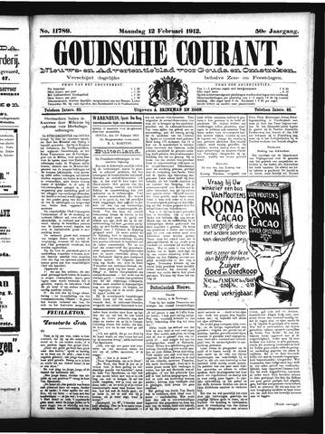 Goudsche Courant 1912-02-12