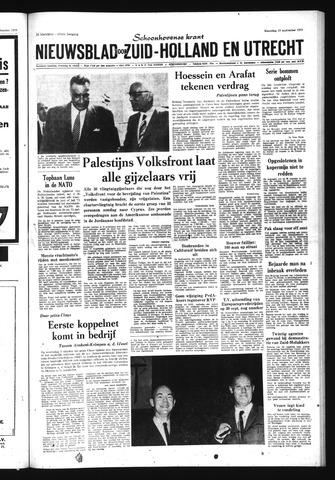 Schoonhovensche Courant 1970-09-28