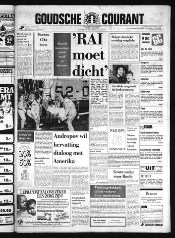 Goudsche Courant 1984-01-25