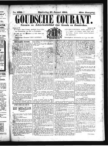 Goudsche Courant 1904-01-28