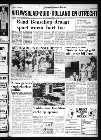 Schoonhovensche Courant 1974-08-02