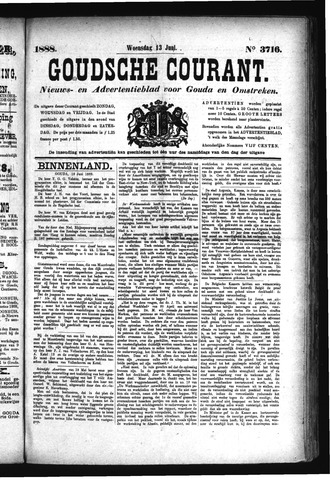 Goudsche Courant 1888-06-13