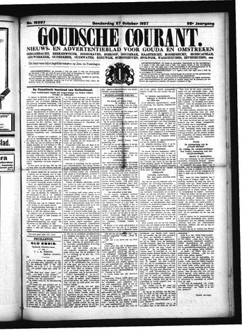 Goudsche Courant 1927-10-27