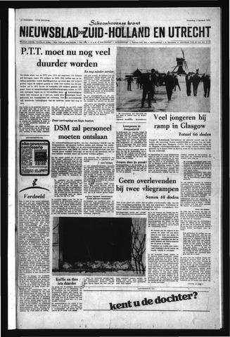Schoonhovensche Courant 1971-01-04