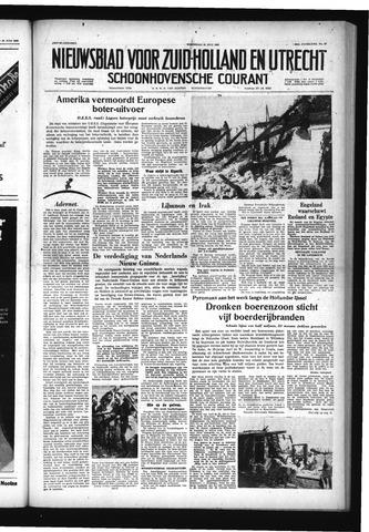 Schoonhovensche Courant 1958-07-30