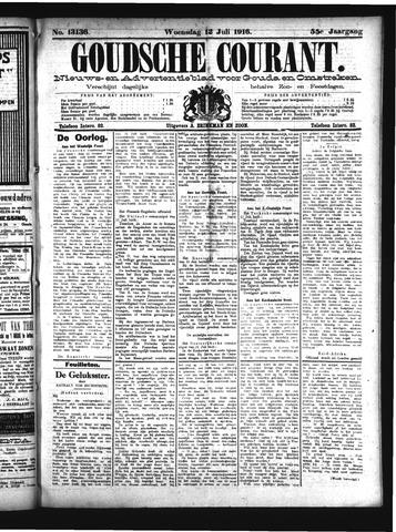 Goudsche Courant 1916-07-12