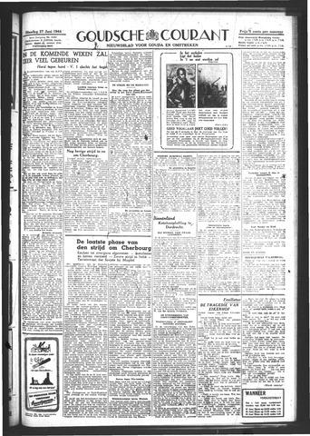 Goudsche Courant 1944-06-27