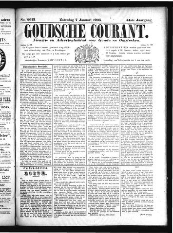 Goudsche Courant 1905-01-07