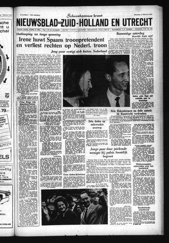 Schoonhovensche Courant 1964-02-10