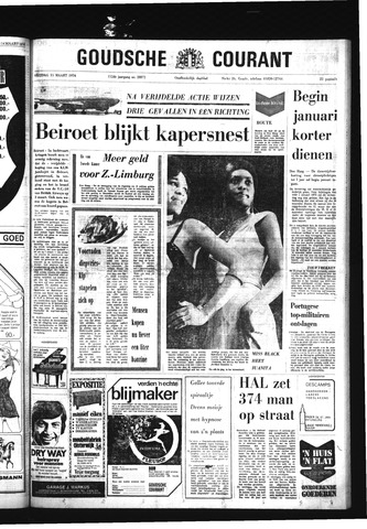 Goudsche Courant 1974-03-15