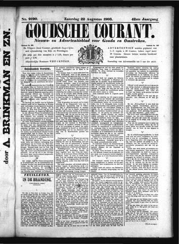 Goudsche Courant 1903-08-22