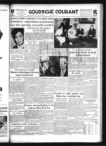 Goudsche Courant 1954-03-19