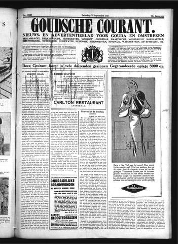Goudsche Courant 1937-09-18