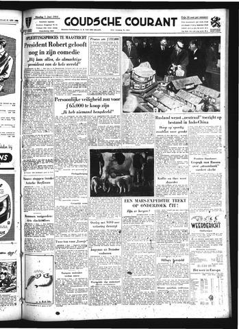 Goudsche Courant 1954-06-01