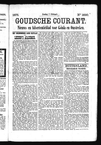 Goudsche Courant 1875-02-07