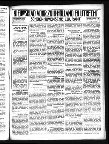 Schoonhovensche Courant 1941-10-31