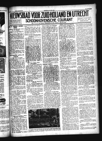 Schoonhovensche Courant 1942-07-22