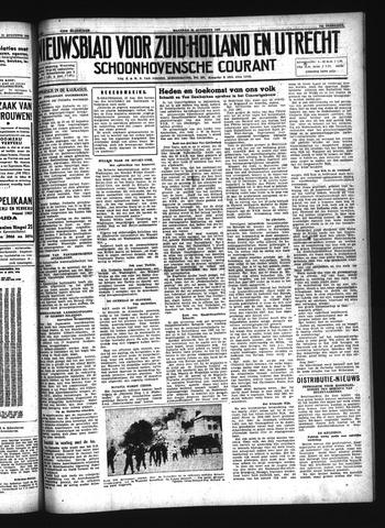 Schoonhovensche Courant 1942-08-24