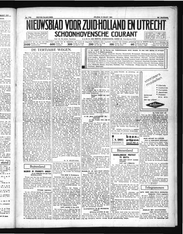 Schoonhovensche Courant 1937-03-12