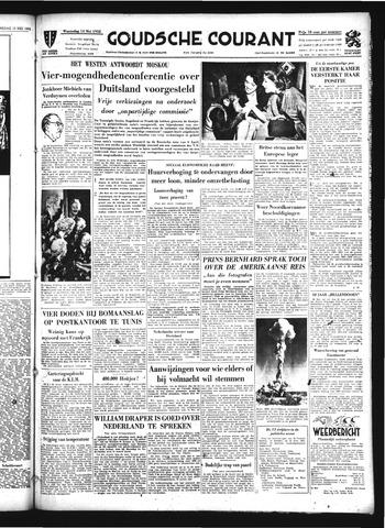 Goudsche Courant 1952-05-14