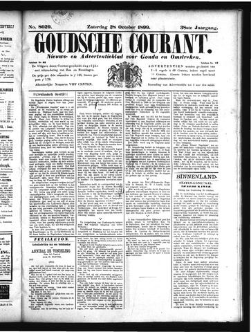 Goudsche Courant 1899-10-28