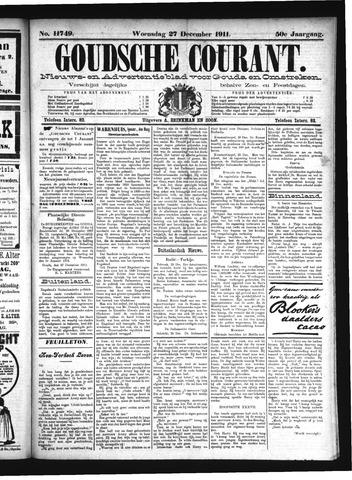 Goudsche Courant 1911-12-27