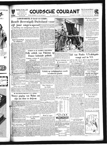 Goudsche Courant 1953-09-19