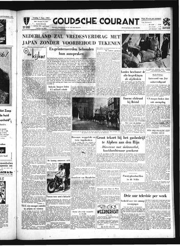 Goudsche Courant 1951-09-07